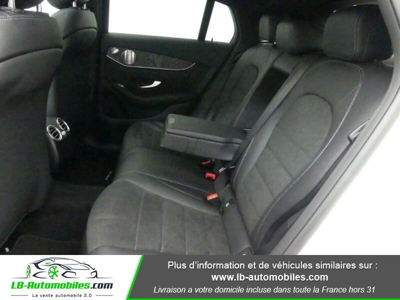 Mercedes GLC 250 d 9G-Tronic 4Matic / AMG Blanc occasion à Beaupuy - photo n°8