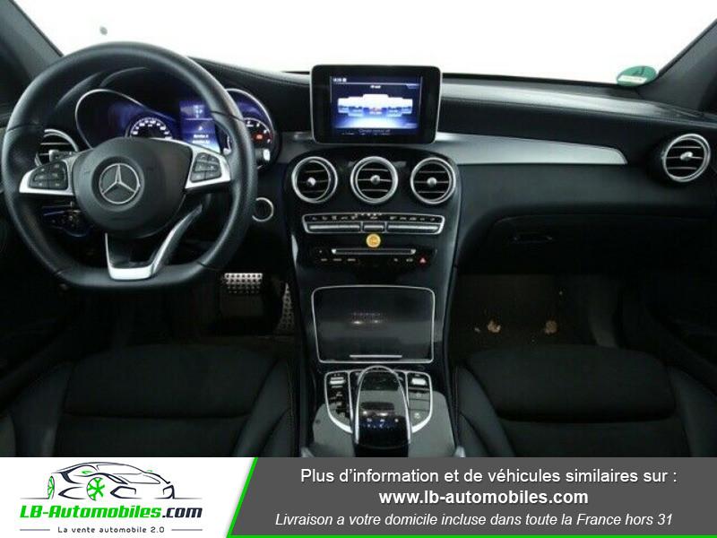 Mercedes GLC 250 d 9G-Tronic 4Matic / AMG Noir occasion à Beaupuy - photo n°2