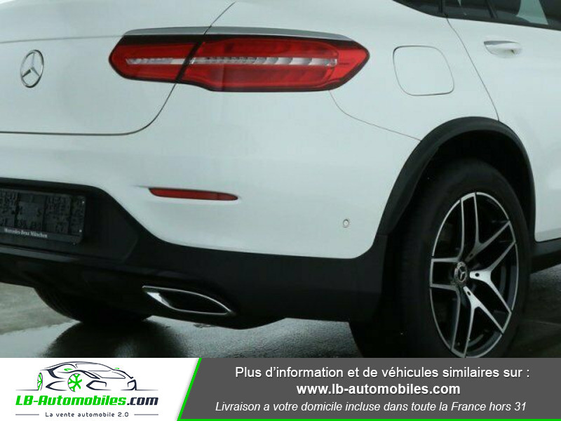 Mercedes GLC 250 d 9G-Tronic 4Matic / AMG Blanc occasion à Beaupuy - photo n°9