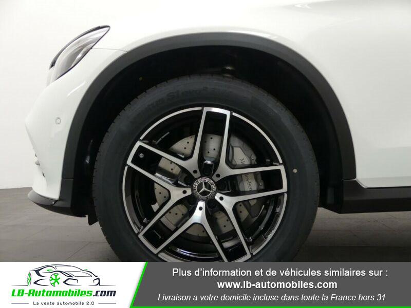 Mercedes GLC 250 d 9G-Tronic 4Matic / AMG Blanc occasion à Beaupuy - photo n°11
