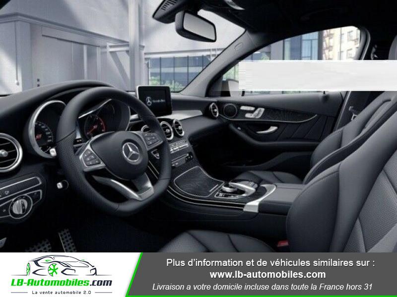 Mercedes GLC 250 d 9G-Tronic 4Matic / AMG Bleu occasion à Beaupuy - photo n°4