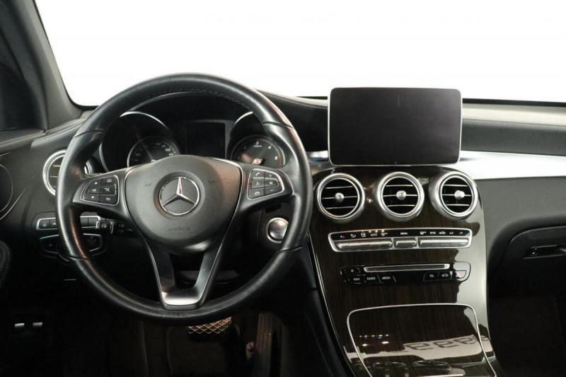 Mercedes GLC 250 d 9G-Tronic 4Matic Fascination Bleu occasion à Vélizy-Villacoublay - photo n°3