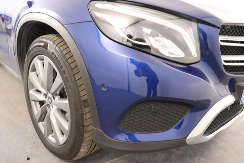 Mercedes GLC 250 d 9G-Tronic 4Matic Fascination Bleu occasion à Vélizy-Villacoublay - photo n°7