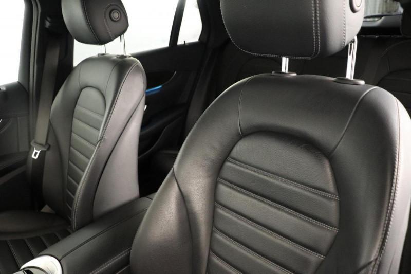 Mercedes GLC 250 d 9G-Tronic 4Matic Fascination Bleu occasion à Vélizy-Villacoublay - photo n°4