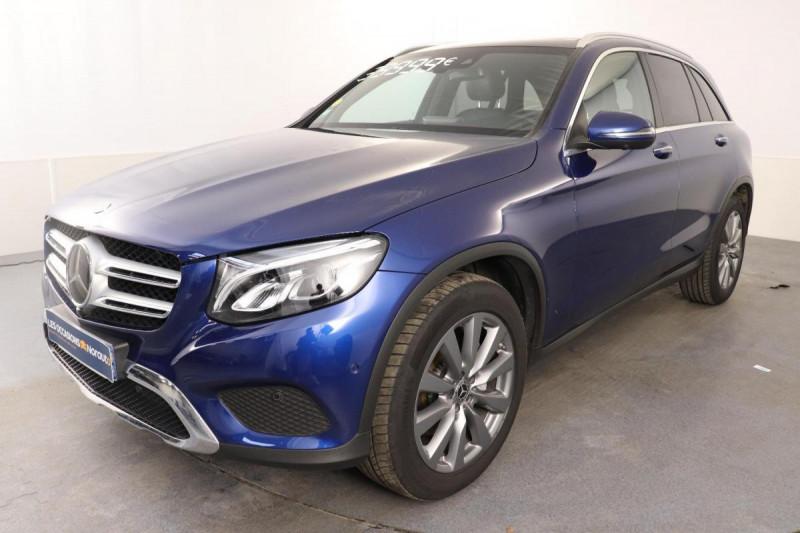 Mercedes GLC 250 d 9G-Tronic 4Matic Fascination Bleu occasion à Vélizy-Villacoublay