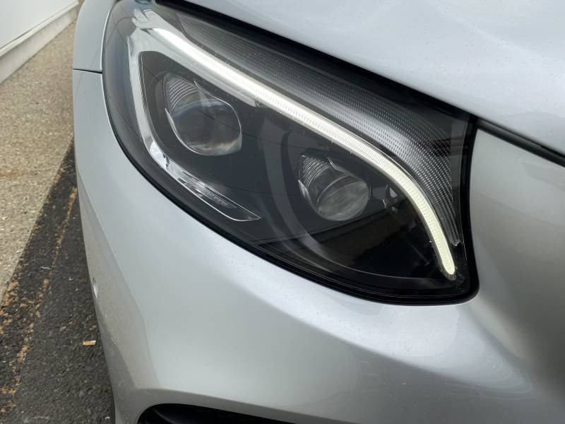 Mercedes GLC 250 d 9G-Tronic 4Matic Fascination Gris occasion à Brive-la-Gaillarde - photo n°16