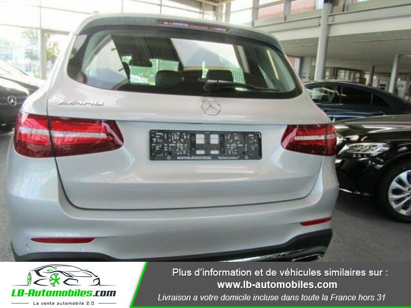 Mercedes GLC 250 d AMG Gris occasion à Beaupuy - photo n°3