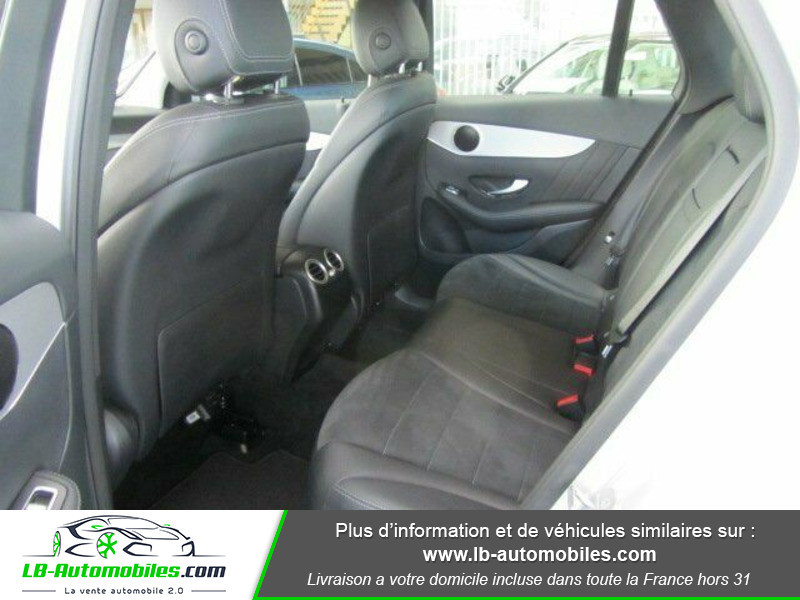Mercedes GLC 250 d AMG Gris occasion à Beaupuy - photo n°6