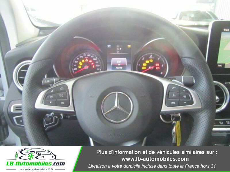 Mercedes GLC 250 d AMG Gris occasion à Beaupuy - photo n°2