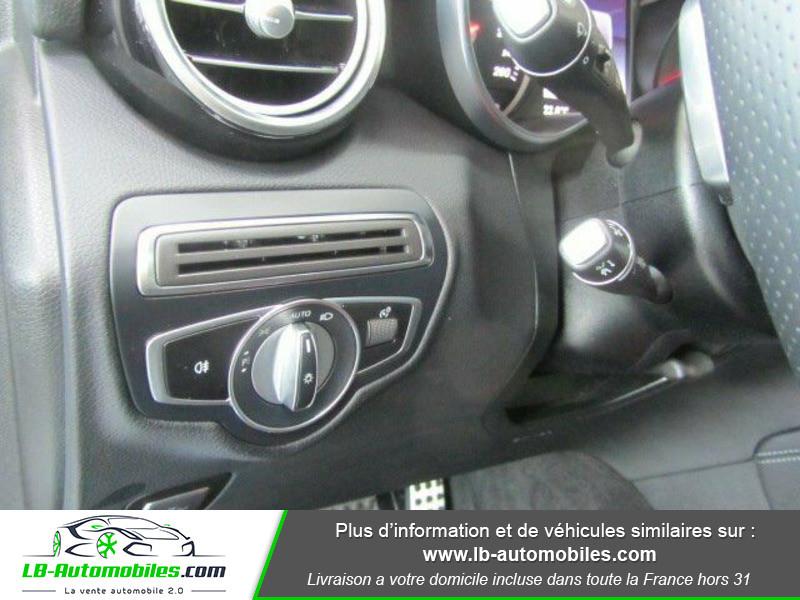 Mercedes GLC 250 d AMG Gris occasion à Beaupuy - photo n°8
