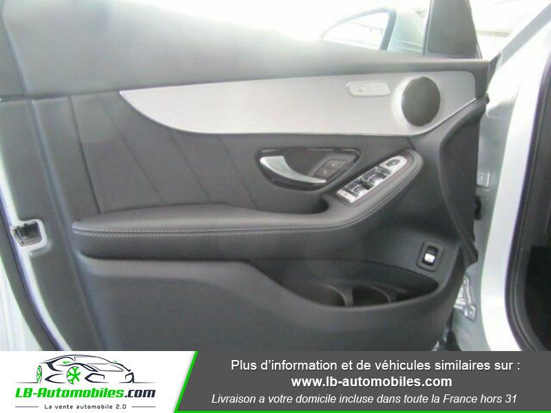 Mercedes GLC 250 d AMG Gris occasion à Beaupuy - photo n°4