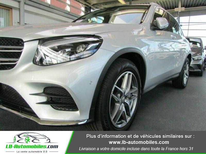 Mercedes GLC 250 d AMG Gris occasion à Beaupuy