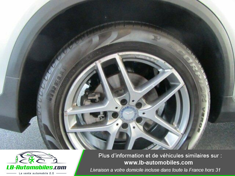Mercedes GLC 250 d AMG Gris occasion à Beaupuy - photo n°10