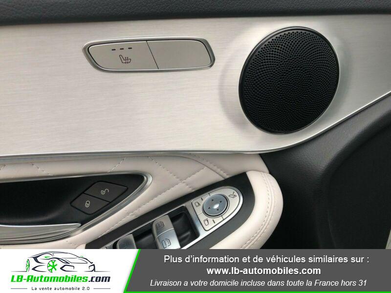 Mercedes GLC 250 d Blanc occasion à Beaupuy - photo n°6