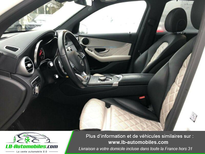 Mercedes GLC 250 d Blanc occasion à Beaupuy - photo n°3