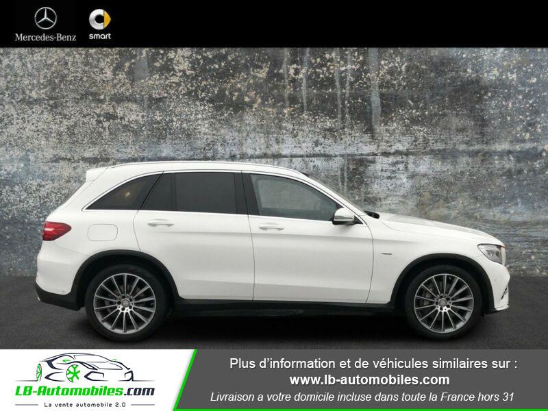 Mercedes GLC 250 d Blanc occasion à Beaupuy - photo n°11