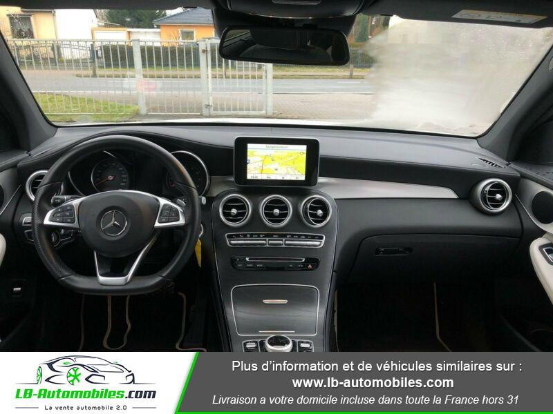 Mercedes GLC 250 d Blanc occasion à Beaupuy - photo n°2