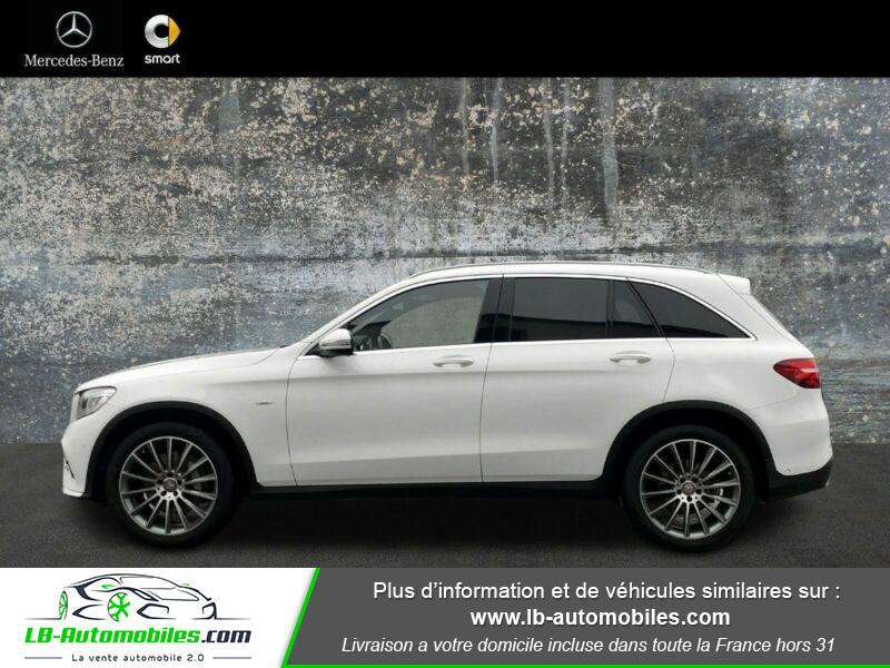 Mercedes GLC 250 d Blanc occasion à Beaupuy - photo n°12
