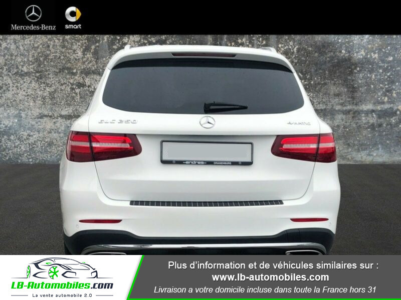 Mercedes GLC 250 d Blanc occasion à Beaupuy - photo n°14