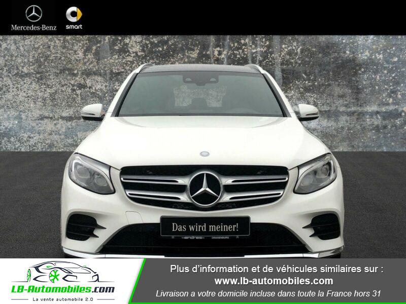 Mercedes GLC 250 d Blanc occasion à Beaupuy - photo n°10