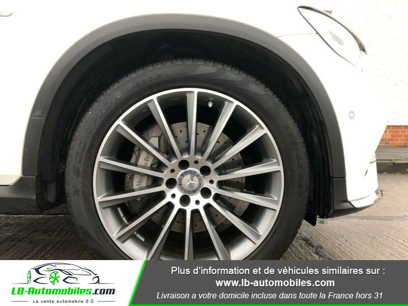 Mercedes GLC 250 d Blanc occasion à Beaupuy - photo n°9