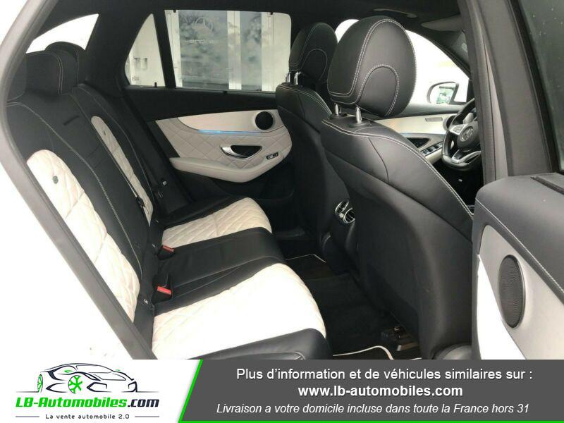 Mercedes GLC 250 d Blanc occasion à Beaupuy - photo n°4
