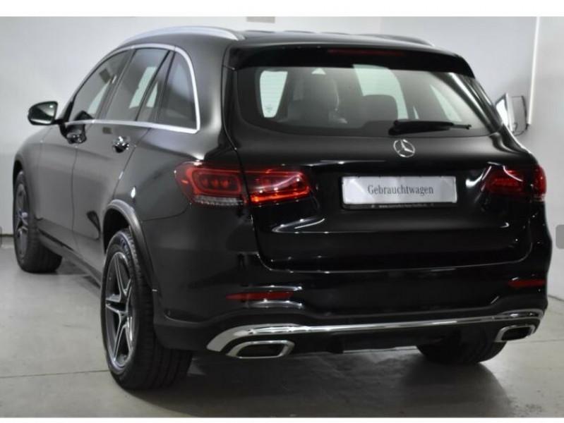 Mercedes GLC 300 258CH EQ BOOST AMG LINE 4MATIC 9G-TRONIC EURO6D-T-EVAP-I Noir occasion à Villenave-d'Ornon - photo n°4