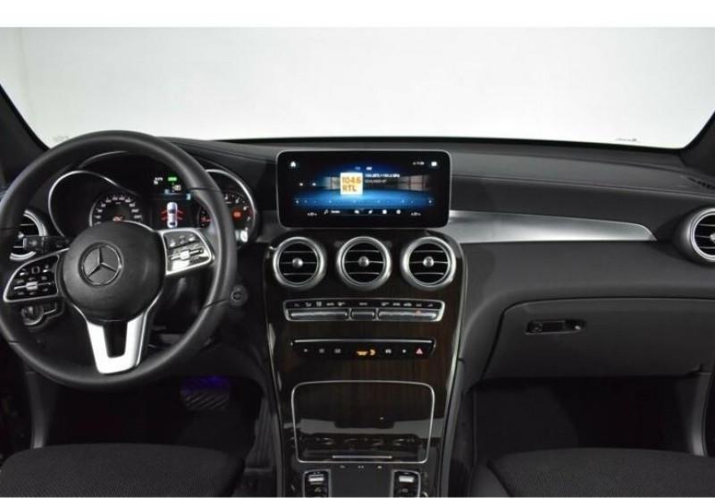 Mercedes GLC 300 258CH EQ BOOST AMG LINE 4MATIC 9G-TRONIC EURO6D-T-EVAP-I Noir occasion à Villenave-d'Ornon - photo n°7