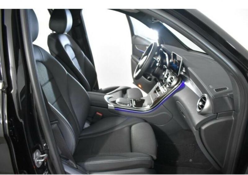 Mercedes GLC 300 258CH EQ BOOST AMG LINE 4MATIC 9G-TRONIC EURO6D-T-EVAP-I Noir occasion à Villenave-d'Ornon - photo n°8