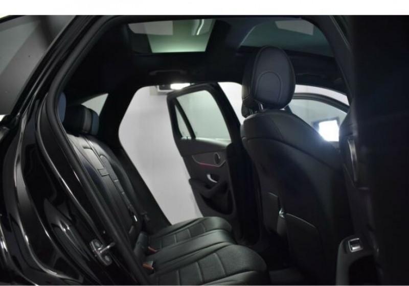 Mercedes GLC 300 258CH EQ BOOST AMG LINE 4MATIC 9G-TRONIC EURO6D-T-EVAP-I Noir occasion à Villenave-d'Ornon - photo n°9