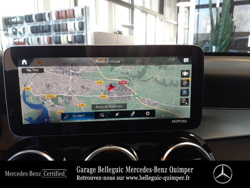 Mercedes GLC 300 d 245ch AMG Line 4Matic 9G-Tronic Argent occasion à QUIMPER - photo n°8