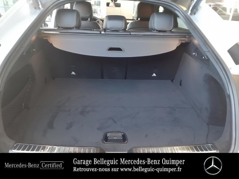 Mercedes GLC 300 d 245ch AMG Line 4Matic 9G-Tronic Argent occasion à QUIMPER - photo n°12