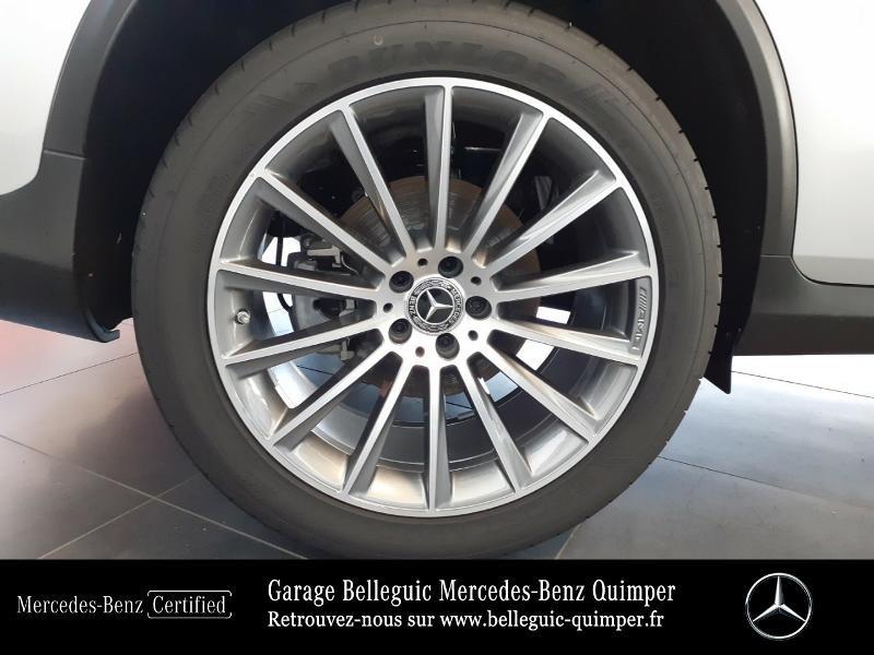 Mercedes GLC 300 d 245ch AMG Line 4Matic 9G-Tronic Argent occasion à QUIMPER - photo n°15