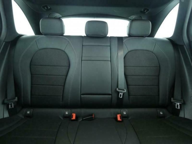Mercedes GLC 300 D 245CH AVANTGARDE LINE 4MATIC 9G-TRONIC Noir occasion à Villenave-d'Ornon - photo n°8
