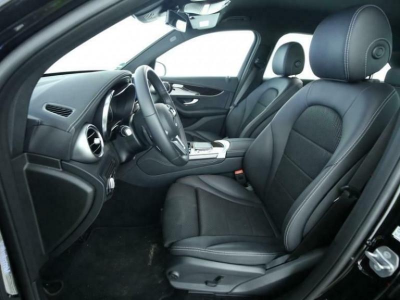 Mercedes GLC 300 D 245CH AVANTGARDE LINE 4MATIC 9G-TRONIC Noir occasion à Villenave-d'Ornon - photo n°5