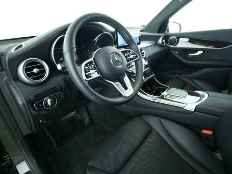 Mercedes GLC 300 D 245CH AVANTGARDE LINE 4MATIC 9G-TRONIC Noir occasion à Villenave-d'Ornon - photo n°6