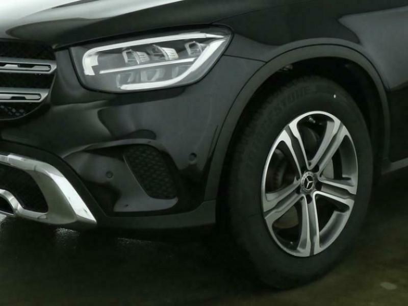 Mercedes GLC 300 D 245CH AVANTGARDE LINE 4MATIC 9G-TRONIC Noir occasion à Villenave-d'Ornon - photo n°3