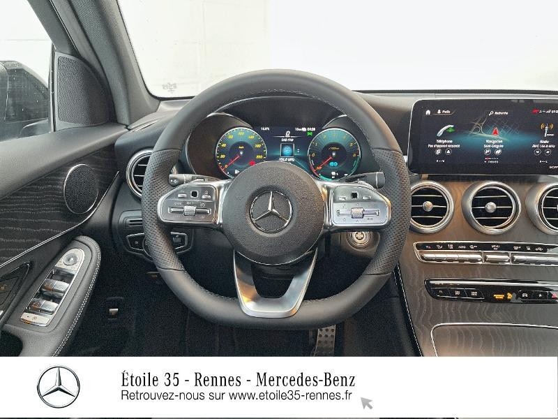 Mercedes GLC 300 de 194+122ch AMG Line 4Matic 9G-Tronic Gris occasion à SAINT-GREGOIRE - photo n°7