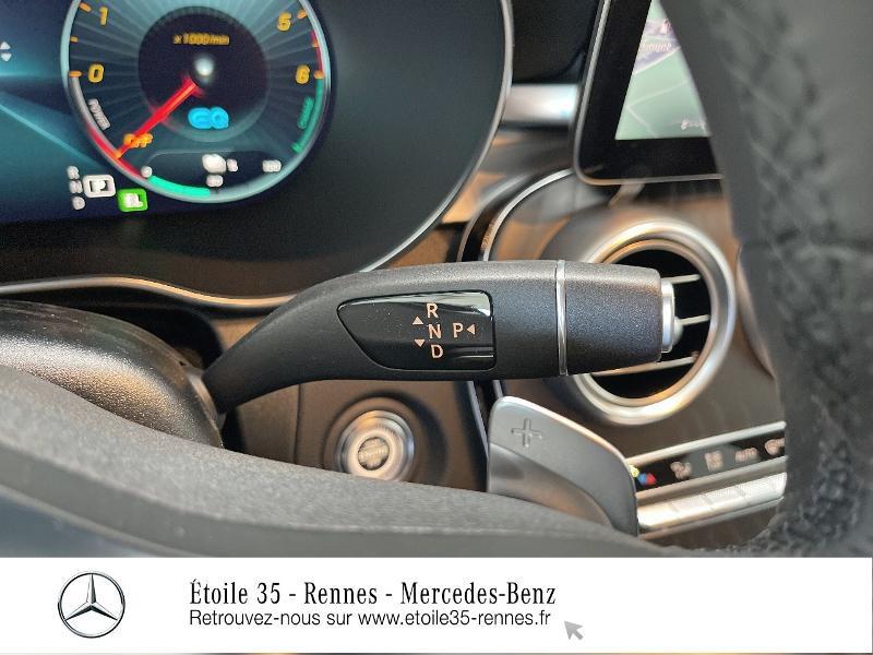 Mercedes GLC 300 de 194+122ch AMG Line 4Matic 9G-Tronic Gris occasion à SAINT-GREGOIRE - photo n°10