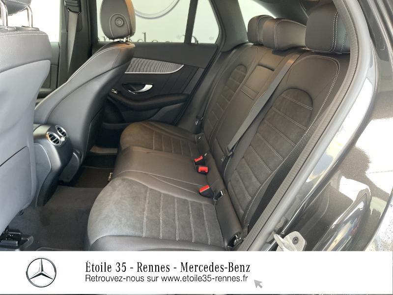 Mercedes GLC 300 de 194+122ch AMG Line 4Matic 9G-Tronic Gris occasion à SAINT-GREGOIRE - photo n°11