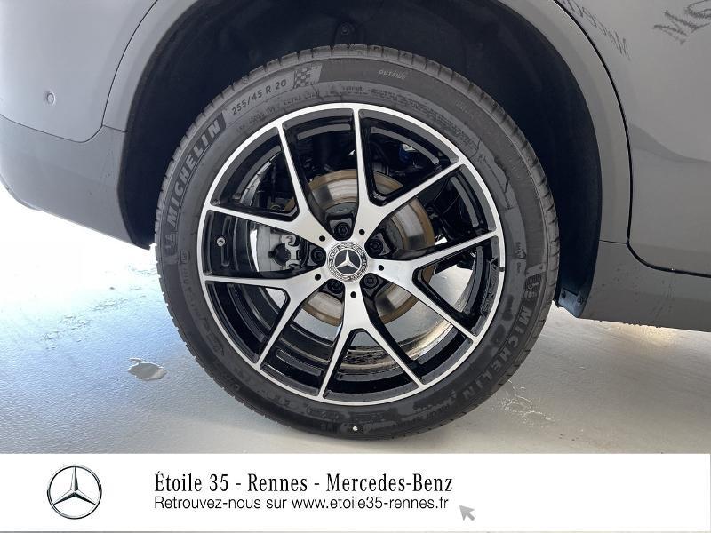 Mercedes GLC 300 de 194+122ch AMG Line 4Matic 9G-Tronic Gris occasion à SAINT-GREGOIRE - photo n°16