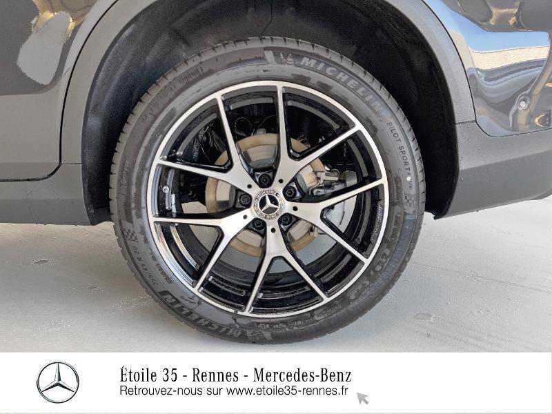 Mercedes GLC 300 de 194+122ch AMG Line 4Matic 9G-Tronic Gris occasion à SAINT-GREGOIRE - photo n°13
