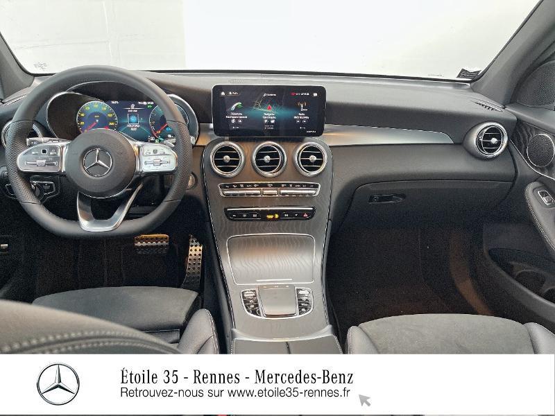 Mercedes GLC 300 de 194+122ch AMG Line 4Matic 9G-Tronic Gris occasion à SAINT-GREGOIRE - photo n°6