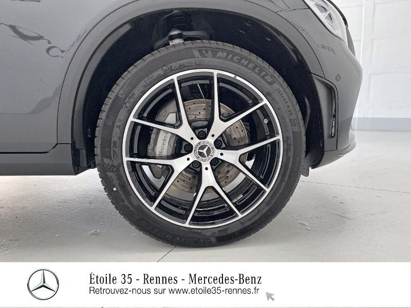 Mercedes GLC 300 de 194+122ch AMG Line 4Matic 9G-Tronic Gris occasion à SAINT-GREGOIRE - photo n°15