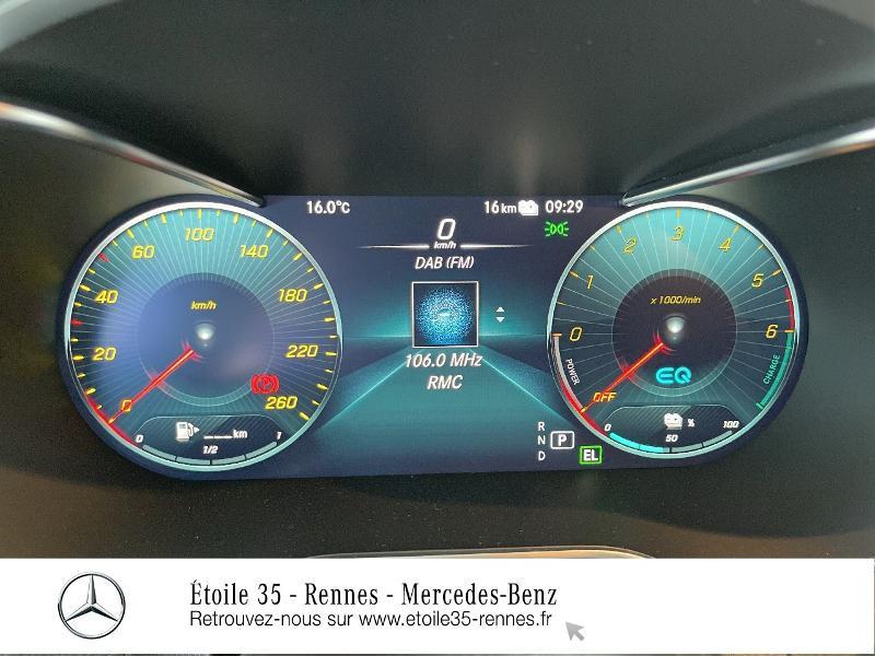 Mercedes GLC 300 de 194+122ch AMG Line 4Matic 9G-Tronic Gris occasion à SAINT-GREGOIRE - photo n°9