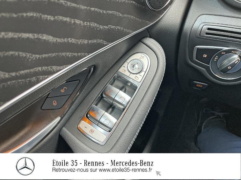 Mercedes GLC 300 de 194+122ch AMG Line 4Matic 9G-Tronic Gris occasion à SAINT-GREGOIRE - photo n°20