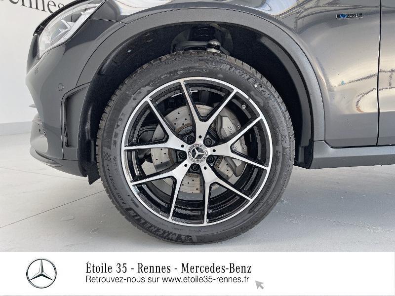 Mercedes GLC 300 de 194+122ch AMG Line 4Matic 9G-Tronic Gris occasion à SAINT-GREGOIRE - photo n°14