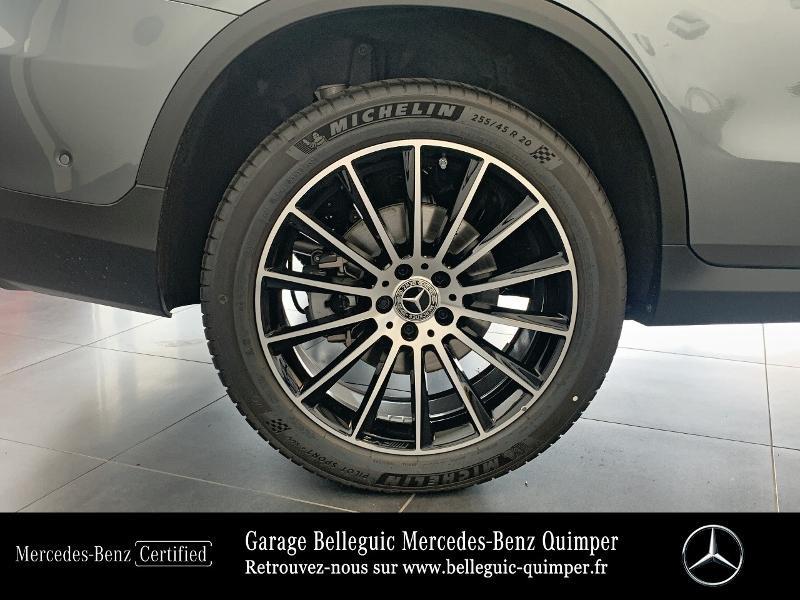 Mercedes GLC 300 de 194+122ch AMG Line 4Matic 9G-Tronic Gris occasion à QUIMPER - photo n°15