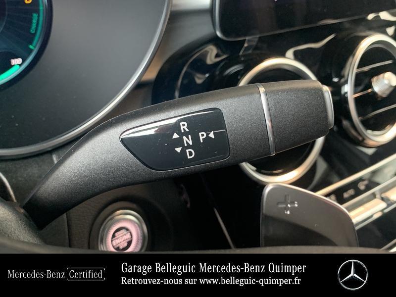 Mercedes GLC 300 de 194+122ch AMG Line 4Matic 9G-Tronic Gris occasion à QUIMPER - photo n°10