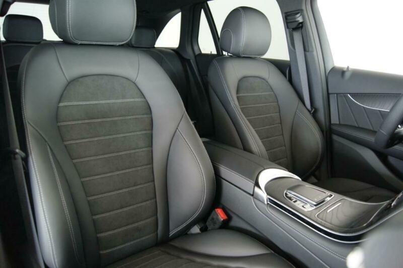 Mercedes GLC 300 E 211+122CH AMG LINE 4MATIC 9G-TRONIC EURO6D-T-EVAP-ISC Noir occasion à Villenave-d'Ornon - photo n°9